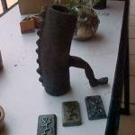 Galería de cerámica, Clases de cerámica