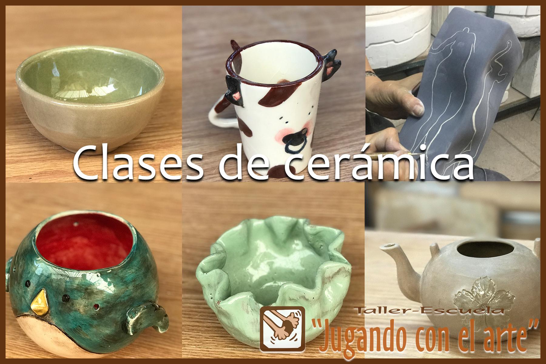 clases de cerámica
